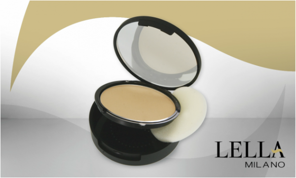 Lella Milano CPR01/N Pressed face powder light