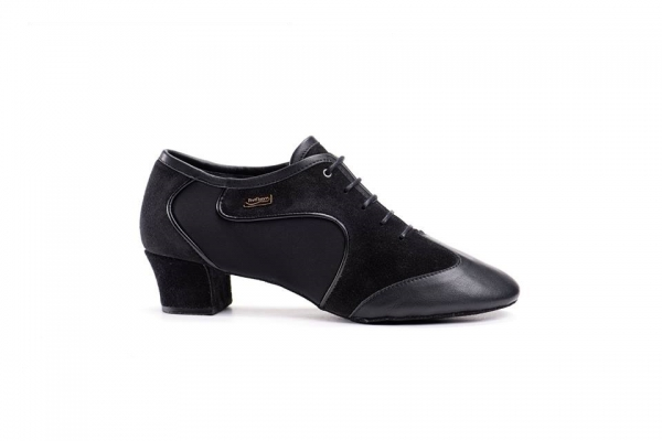 Portdance PD014 Pro black leather nubuck