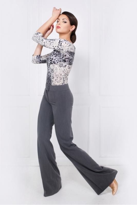 Primabella model pants classic grey