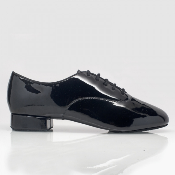 Ray Rose 335 Windrush | Black Patent wide fitting