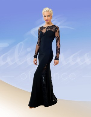 Talisman model 632 dance dress