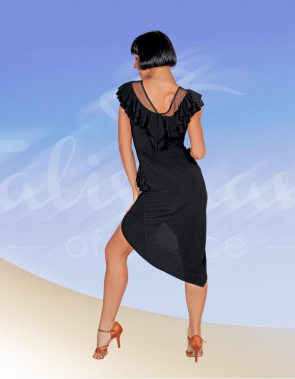 Talisman model 279 latin dress black
