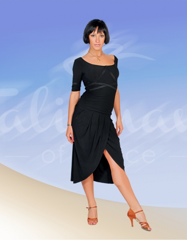 Talisman model 283 blouse for practice black