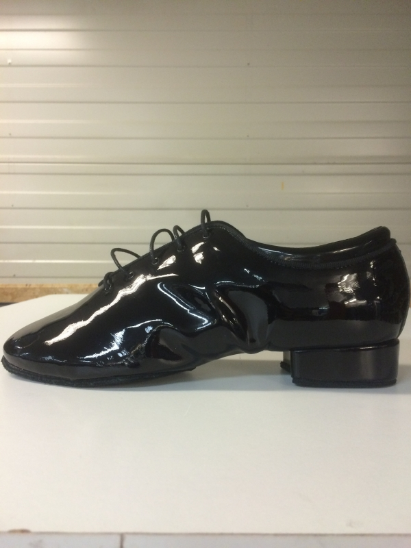 Romy Royal 1 ballroom shoe black patent