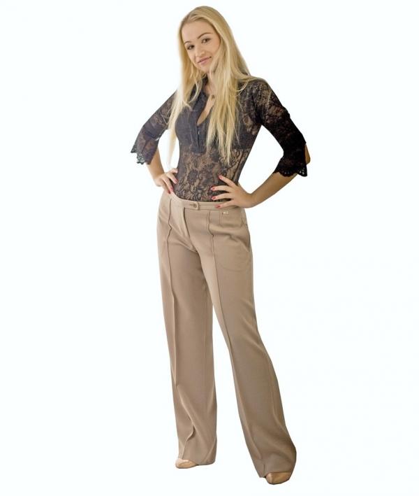 Very Zofcin Practice Trousers Emily Cappucino