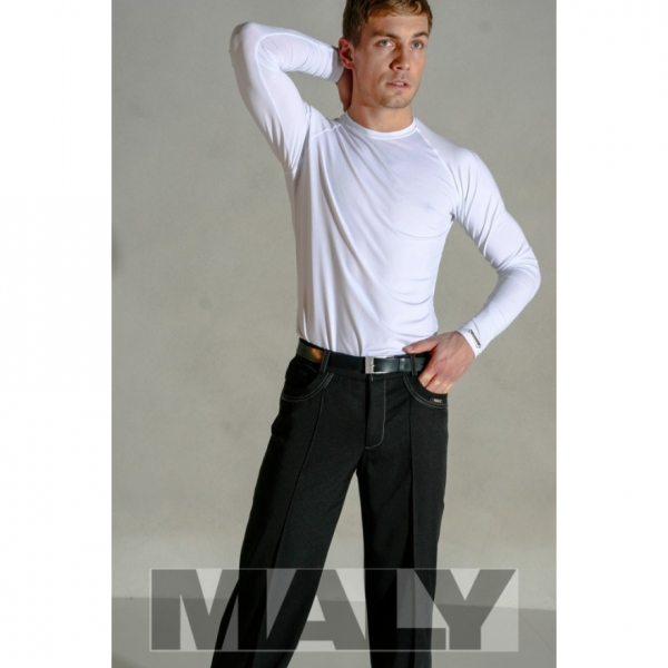 Maly ballroom trousers black MF62405 10900