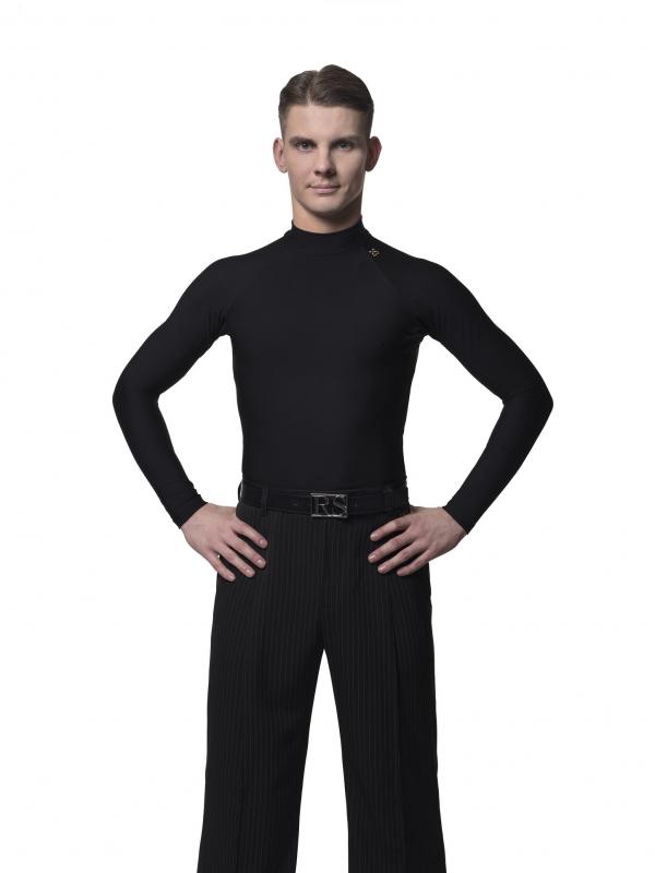 RS Atelier Lorenzo ballroomtrouser black stripe white