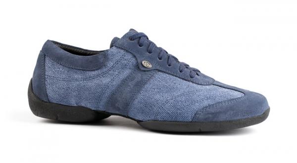 Portdance PD Pietro street denim sneaker sole