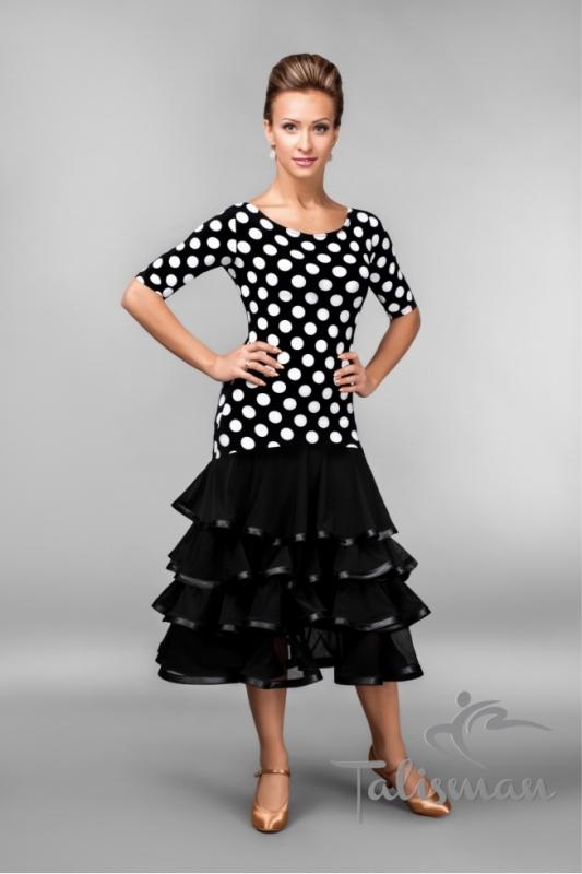 Talisman model 773 ballroom dress