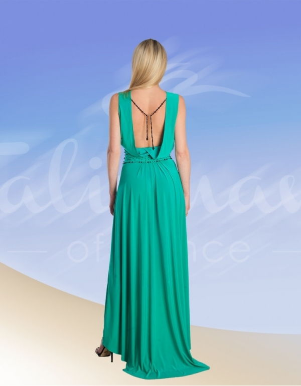 Talisman model 666 evening dress