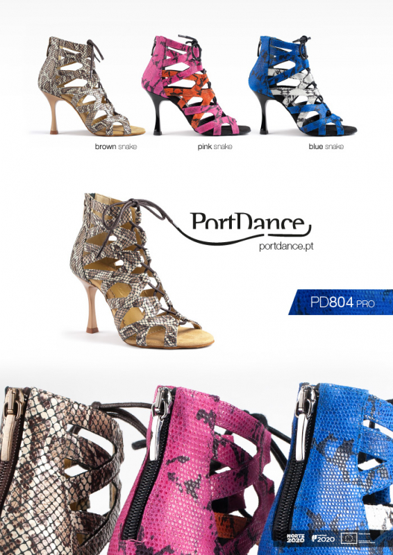 Portdance PD804 Pro Premium brown snake