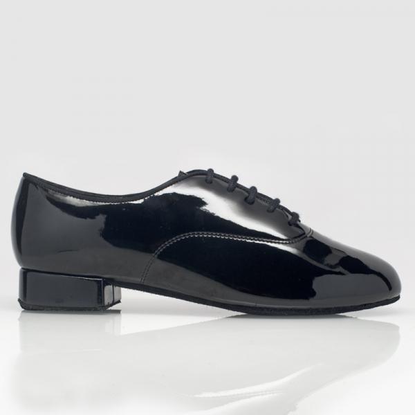 Ray Rose 330 Sandstorm Black Patent  Standard Ballroom Dance Shoes medium