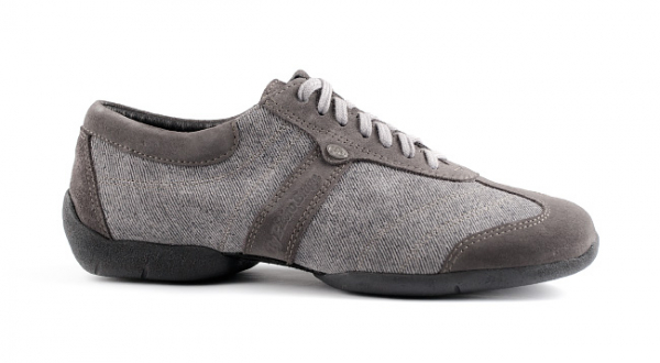 Portdance PD Pietro Street Grey Denim Sneaker Sole