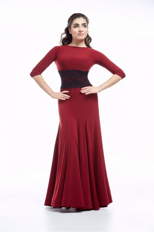 Talisman model 894 ballroom dress