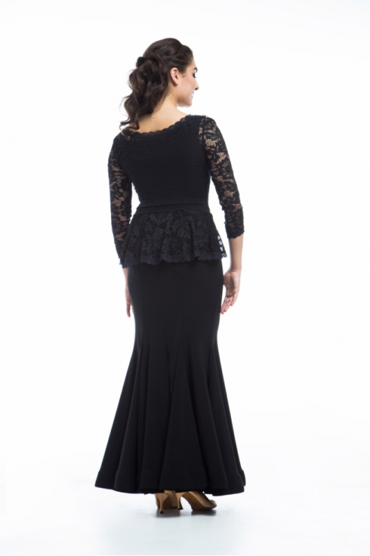 Talisman model 870 ballroom dress