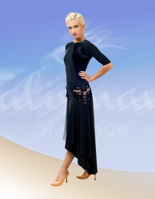 Talisman model 615 dance standard skirt