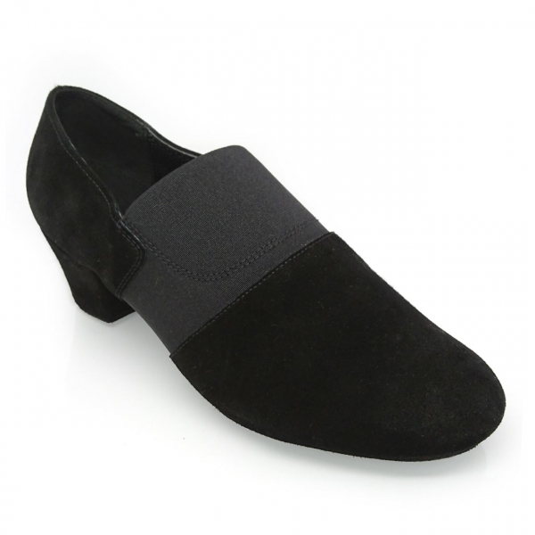 Ray Rose 419 Luna Black Suede/Elastic