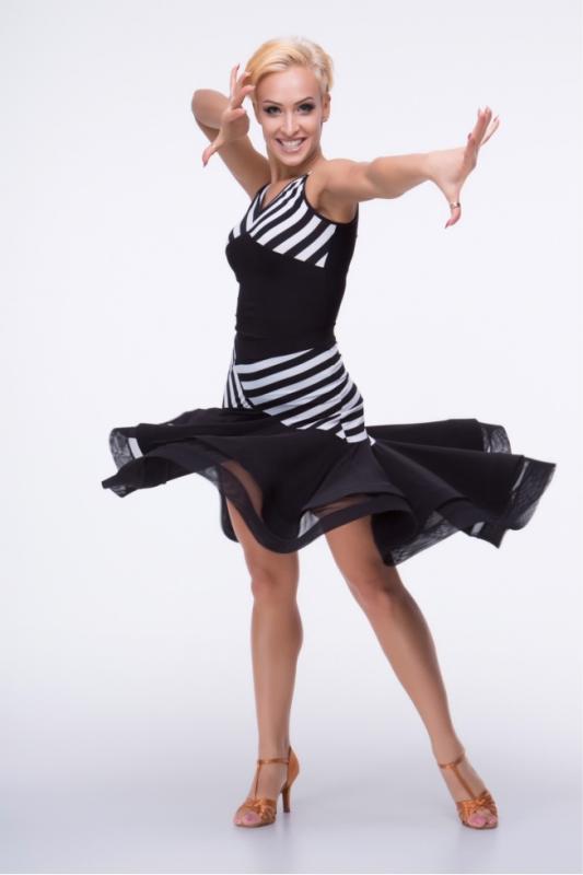 Talisman model 892 blouse for dance
