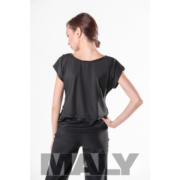 Maly Store MF SP102 11900 noble shirt wide black