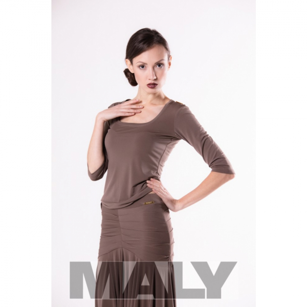 Maly Store MF151105 4900 Shirt Base fango