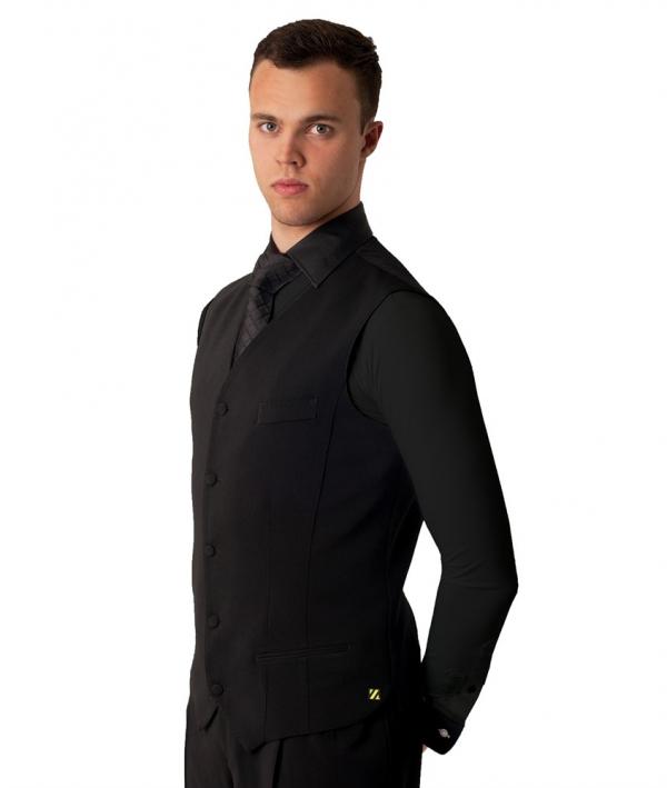 Very Zofcin Waistcoat Oscar black