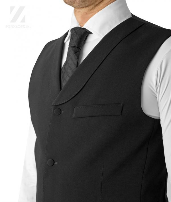 Very Zofcin Waistcoat Jacob black