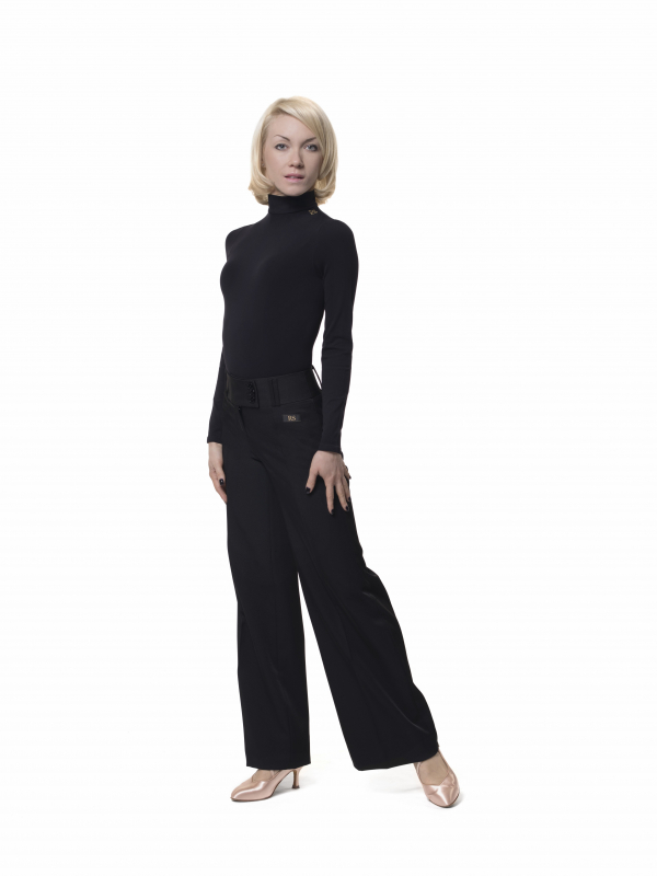 RS Atelier Daria classic black woman trousers