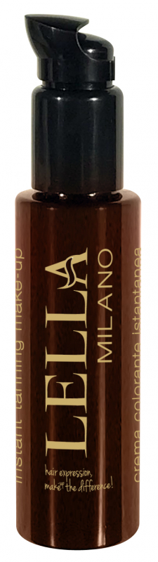 Lella Milano FTB01 instant tanning makeup medium