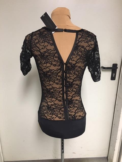 NY17157L lace bodysuit