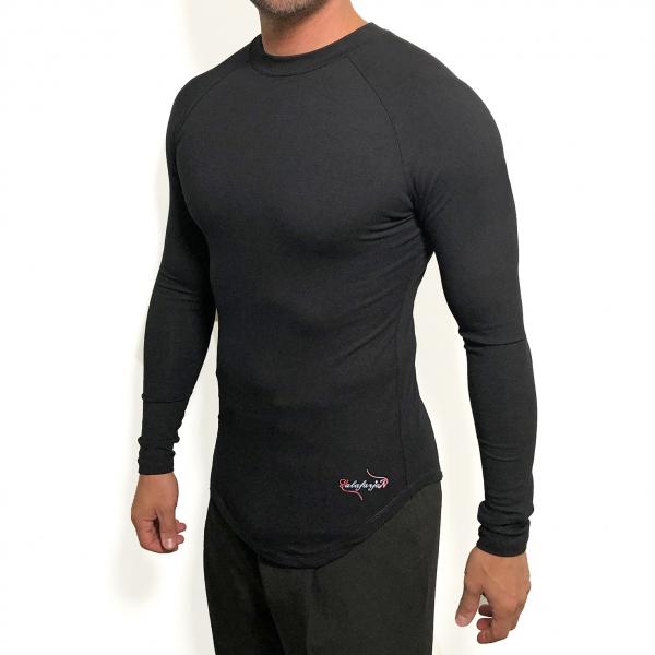 Lalafarjan Carlos - Crewneck Shirt Long Sleeve